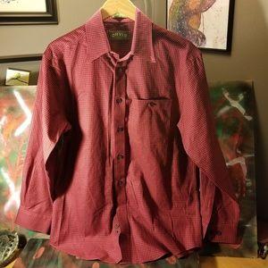 Orvis shirt gorgeous medium-large